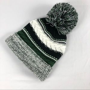 ec88060c062 mountain dew Accessories - Sport-Tek Mountain Dew pompom ski hat winter hat